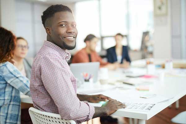 Black-intern business